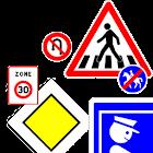 Signalisation code de la route icon