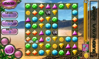 Screenshot of Jewel Quest 2