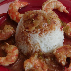 Chipotle Glazed Shrimp