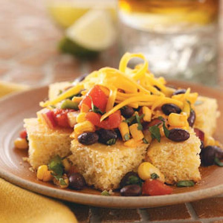 Southwest Corn Bread Salad Recipe   Yummly