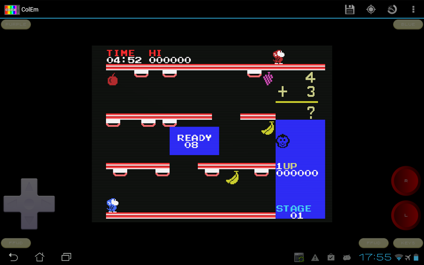 ColEm Deluxe - Coleco Emulator Screenshot 12
