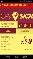Screenshot of GPS Skol