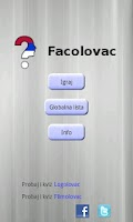 Screenshot of Facolovac