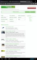 Screenshot of Clasificados mundianuncios.net
