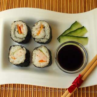 Shrimp Sushi Sushi Recipes
