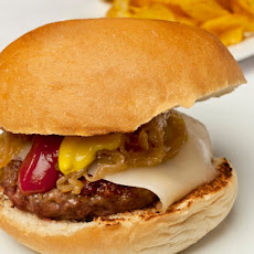 Cook the Book: Family Meal Cheeseburgers