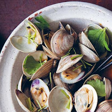 Grilled Littleneck Clams Recipe