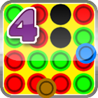 Connect Four in Row Pro icon
