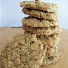Sunflower Seed and Chip Cookies