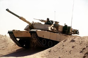 Screenshot of M1 Abrams Tank PRO