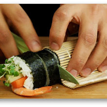 Introductory Let's Roll Sushi Workshop