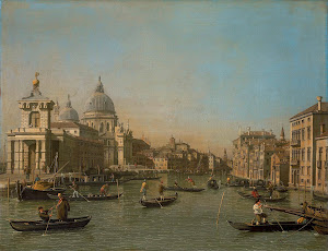 RIJKS: workshop of Canaletto: painting 1745