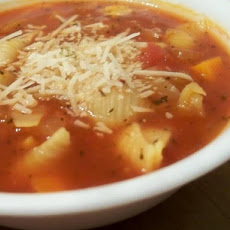Vegetable Soup Crock Pot OAMC