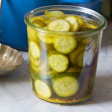 Bread and Butter Pickles
