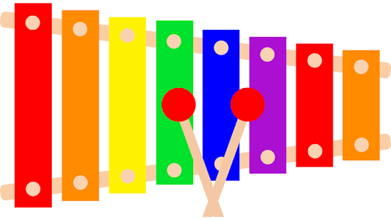 Kids Xylophone Toy - screenshot