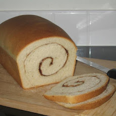 Sourdough Cinnamon Swirl Bread