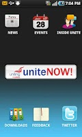 Screenshot of Unite-NOW