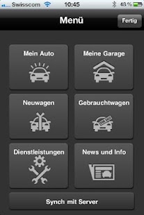 Brand Automobile - screenshot