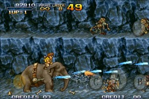 Screenshot of METAL SLUG 3