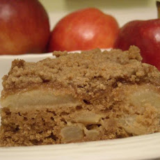 Easy Apple Spice Cake