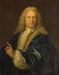 RIJKS: Jan Maurits Quinkhard: painting 1730