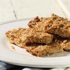 Honeyed Oatmeal Biscuits