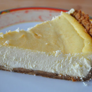 Simple Ricotta Cheesecake