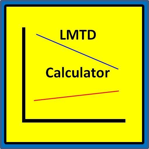 LMTD Calculator
