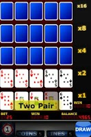 Screenshot of Upgrade Video Poker