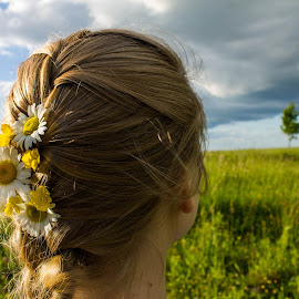 by Marcus Roes - People Street & Candids ( girl, nature, landscape, hair, flower )
