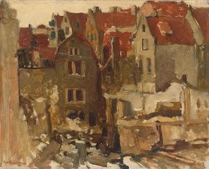 RIJKS: George Hendrik Breitner: painting 1897