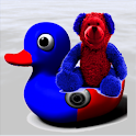Preschool Duck Teddy Puzzles icon
