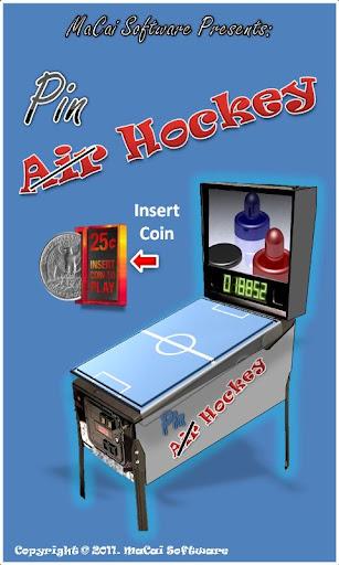 Pin Hockey Free