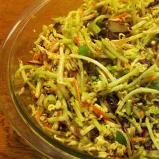 Chinese Broccoli Slaw