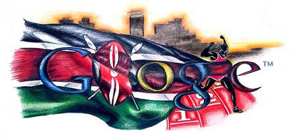 Google Doodle Doodle 4 Google 2013 - Kenya Winner
