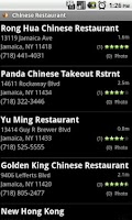 Screenshot of Chinese Restaurant