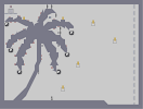 Thumbnail of the map 'Escape from Monkey Island with some weird pole in the sea - Palm Tree, Formica'