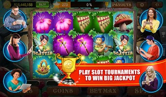 Screenshot of Dragonplay Slots-Slot Machines