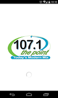 Screenshot of 107.1 The Point