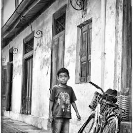 Varel by Hulgenoyomi Ogie - Babies & Children Child Portraits ( black & white, children, kids )