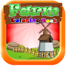 Farm Coloring Book