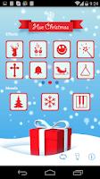 Screenshot of Hue Christmas for Philips Hue