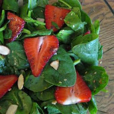 Strawberry and Spinach Salad from Hope Coppola