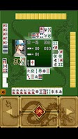 Screenshot of Four Players Mahjong - KEMCO