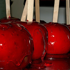 Dandy Candy by DeDe PalmerWells - Food & Drink Candy & Dessert ( sticky, sweets, candy, apples, delicious )