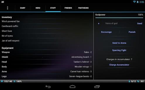Free Download Godville APK for Samsung