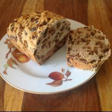 Almost Fat Free Tea Loaf