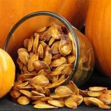 Sweet 'n' Spicy Pumpkin Seeds