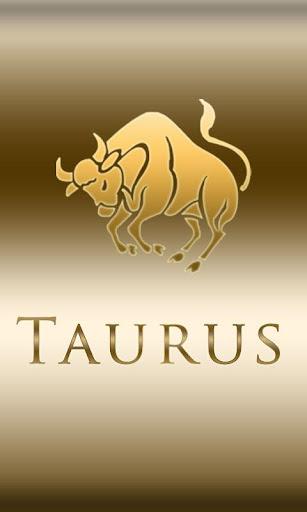 Taurus Zodiac Gold WP