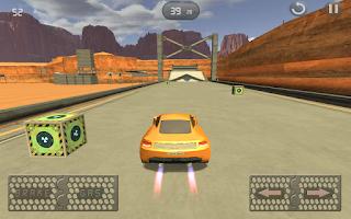 Screenshot of Stunt Driver